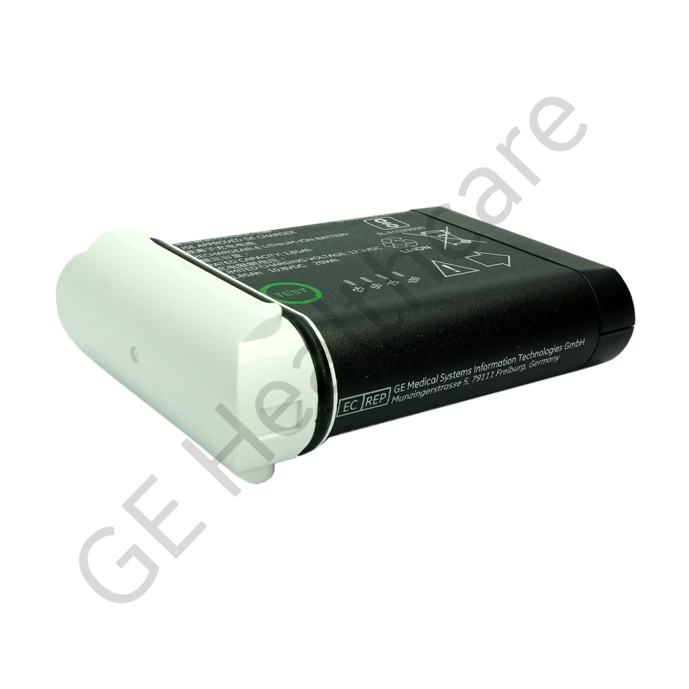 FlashPad Battery with Cap