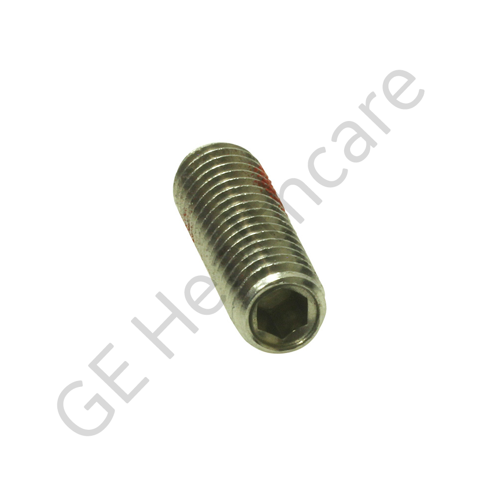 Cone Point Set Screw - M6 (Old)
