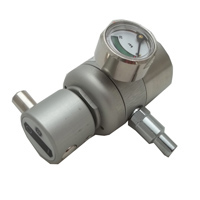 Calibration Dual Gauge Gas Regulator Valve