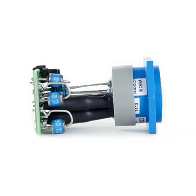 (LSV 895160-01) ECG Connector Board F-MX CC/5 PCA